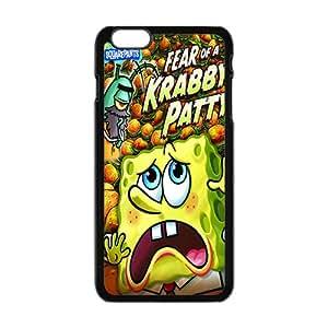 SpongeBob Case Cover For iPhone 6 Plus Case