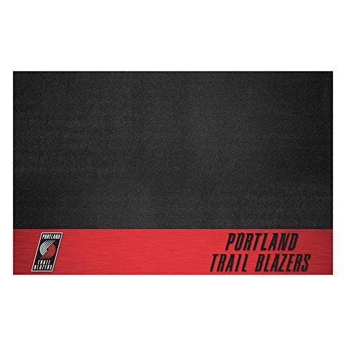 Fanmats NBA Portland Trail Blazers Grill Mat, Small