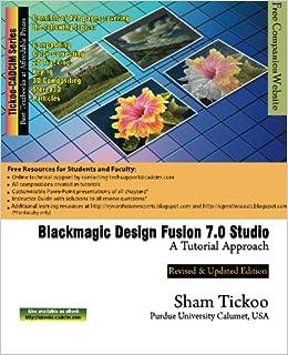 Blackmagic Design Fusion 7 Studio: A Tutorial Approach: Prof