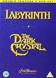 Labyrinth/The Dark Crystal [DVD] [2010]
