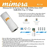 Mimosa A5-14 dbi Outdoor Access Point 5GHz Omni 360° 14dBi 802.11ac 1.7 Gbps