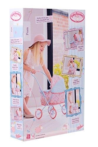 Baby Annabell Carriage Pram - 1