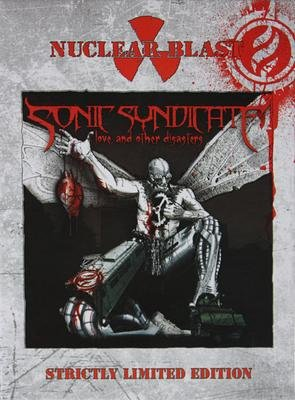 sonic syndicate love and other disasters vinyl