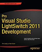 Pro Visual Studio LightSwitch 2011 Development Front Cover