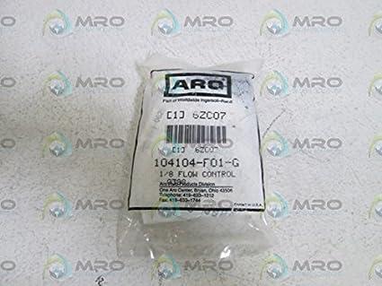 ARO 104104-F01 Valve,Flow Control