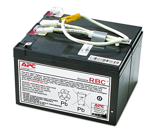 APC UPS Battery Replacement for APC UPS Models BR1500LCD, BX