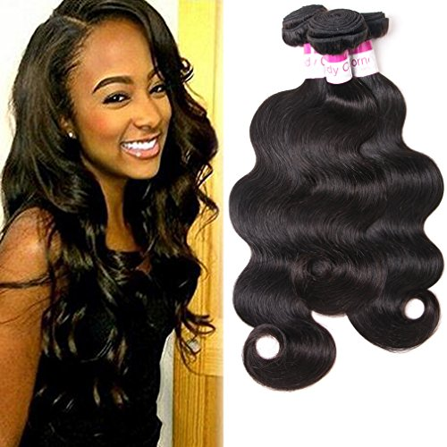 Lady Corner Pre Plucked 360 Lace Frontal Closure With Baby Hair Brazilian Body Wave 22x4x2 Remy Human Hair(8inch-20inch) (18inch20inch22inch) (Pre Sale Friday Black)