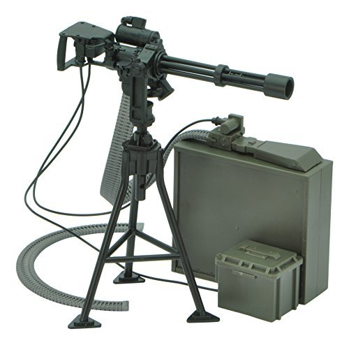 Japan Import Little Armory LD012 M134 Minigun-mounted, used for sale  Delivered anywhere in USA