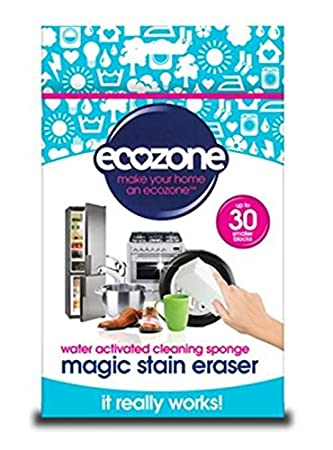 Ecozone Single Magical Stain Eraser (Pack of 2)