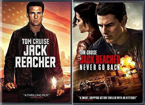 tom cruise jack reacher 2 amazon prime