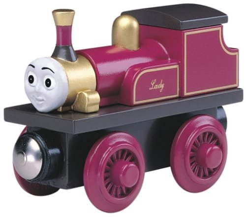 Learning Curve Thomas and Friends Wooden Railway - Lady