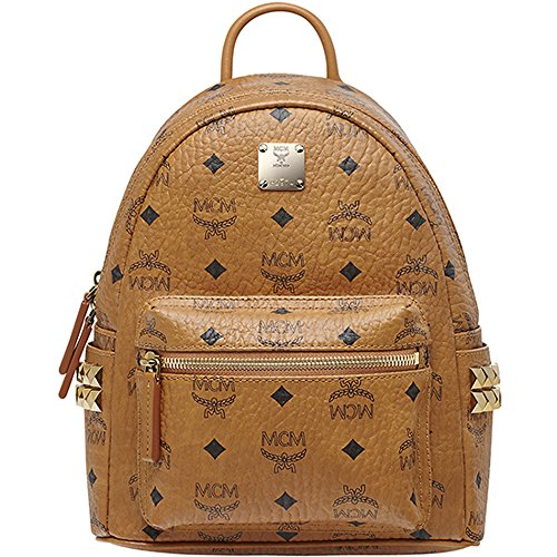 bb7b983844d8a 2016 SS MCM Authentic STARK Mini Backpack - Cognac MMK6SVE41CO - Buy Online  in KSA. mcm products in Saudi Arabia. See Prices, Reviews and Free Delivery  in ...