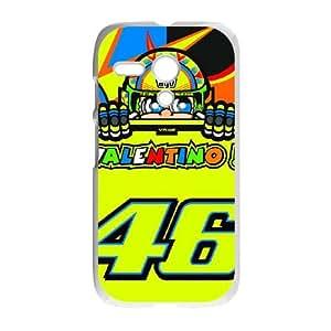 Motorola G Cell Phone Case White Valentino Rossi EG6543320