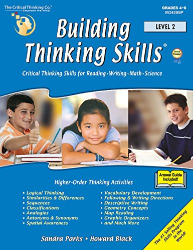 Building Thinking Skills Level 2, Complete