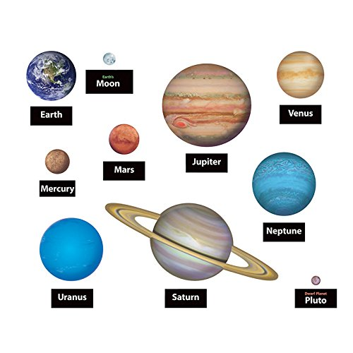 Planets Discovery Classic Accents® Variety -
