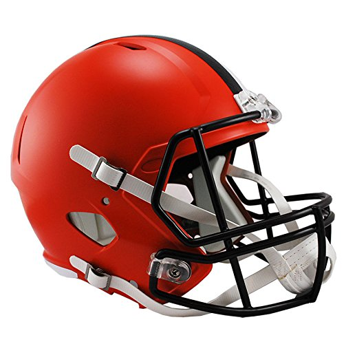 Cleveland Browns Officially Licensed Speed Full Size Replica Football Helmet by Riddell