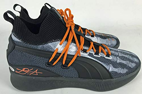 63c7955d98e6 Deandre Ayton Dual Autographed Signed Puma Clyde Court Disrupt XRay Shoes  Suns Beckett BAS