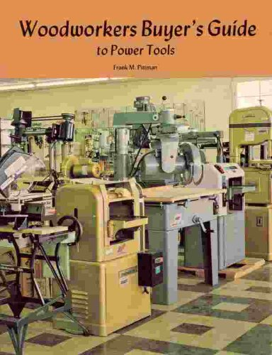 Woodworkers buyer's guide to power tools