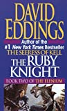 The Ruby Knight, David Eddings, 0613630726