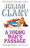A Young Man's Passage by Julian Clary front cover