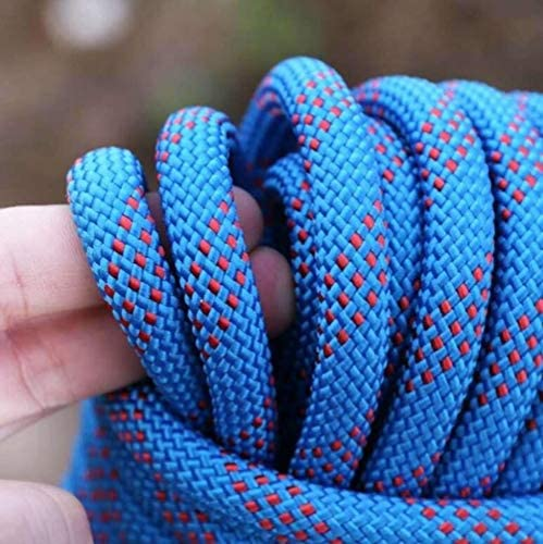 高さの安全ロープ、パラシュートの静的な安全懸垂下降ロープではたらくロープ、16mm の脱出の救助ロープを登りなさい,c,10m