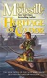 img - for Heritage of Cyador (Saga of Recluce) book / textbook / text book