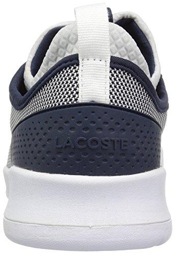 Lacoste Mens Lt Spirit 2.0 317 1 Sneaker Wit