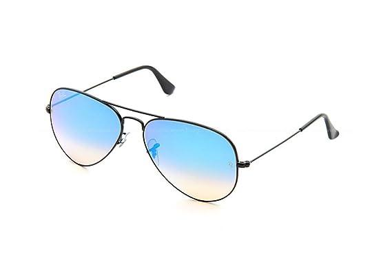 fcd5e659fb Amazon.com  Ray-Ban RB3025 Large Metal Aviator Sunglasses. Color ...
