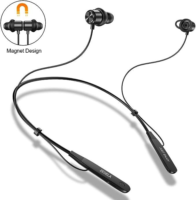 113 opinioni per Cuffie Bluetooth, Zedela Auricolari Bluetooth Sport (Bluetooth 5.0,Impermeabili