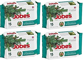 product image for Jobes 01611 15 Pack Evergreen Tree Fertilizer Spikes - Quantity 4 Packages