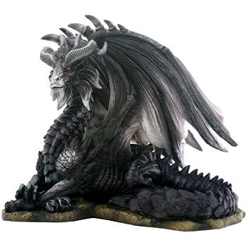 Amazon.com: Dark Dragon (Black) Collectible Serpent