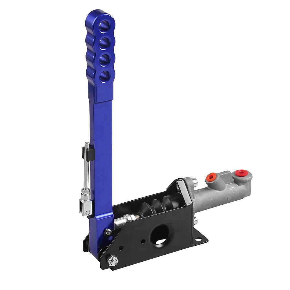 Shumo Freno De Mano Hidr/áulico Universal De Deriva Hidr/áulica E-Brake Racing con Cilindro Maestro-Azul