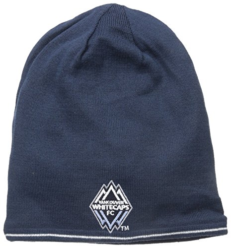 MLS Vancouver Whitecaps Men's Reversible Cuffless Player Knit, One Size, ()