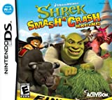 n game ds - Shrek Smash 'N' Crash Racing - Nintendo DS