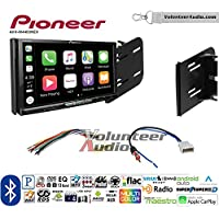 Volunteer Audio Pioneer AVH-W4400NEX Double Din Radio Install Kit with Wireless Apple CarPlay, Android Auto, Bluetooth Fits 2010-2013 Nissan Cube (Without Bose)