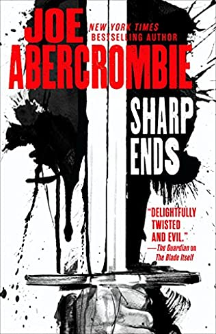 book cover of Sharp Ends