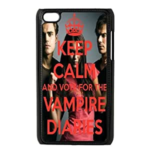 Ipod Touch 4 Phone Cases Black The Vampire Diaries LSER5530546