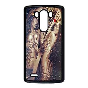 Cell Phone case Skull Cover Custom Case For LG G3 MK9R501981