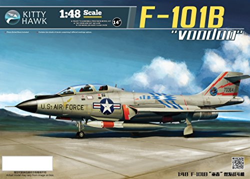 Kitty Hawk KH80114 1:48 Mirage F.1B MODEL KIT for sale  Delivered anywhere in USA