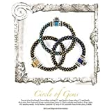 Beading Patterns Printed Pattern Circle of Gems