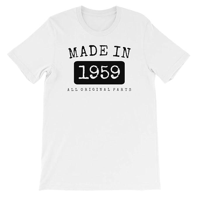 Amazon.com: AzaleaPlum 60TH - Camiseta de regalo de ...