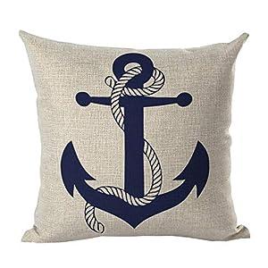 51igZoLIUXL._SS300_ 100+ Nautical Pillows & Nautical Pillow Covers