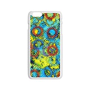 Abstract flowers painting Phone Case for iPhone 6