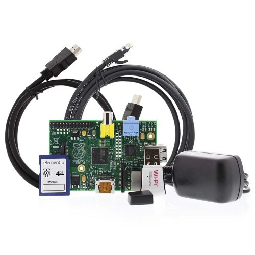 Raspberry Pi Theater Supply Ethernet
