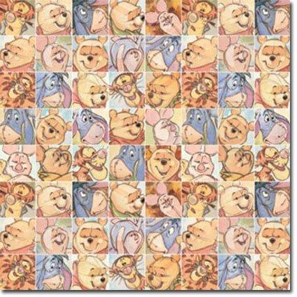 (Sandylion Disney Winnie The Pooh Squares 12