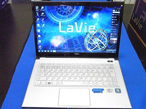 PC-LZ550HS LaVie Zの商品画像