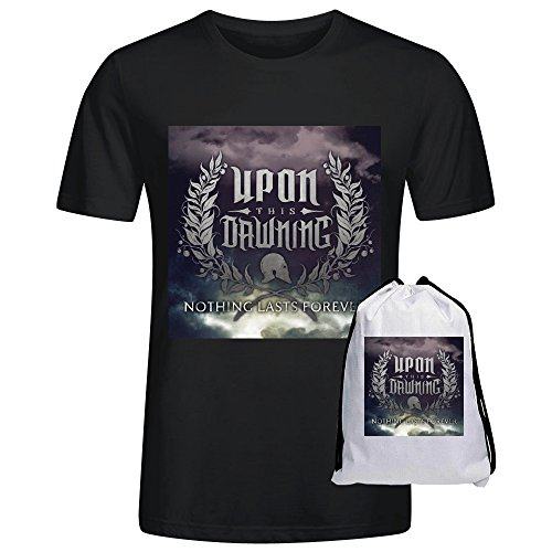 foreric-upon-this-dawning-nothing-lasts-forever-tee-for-men-black