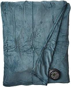 Sunbeam Microplush Heated Blanket by Sunbeam