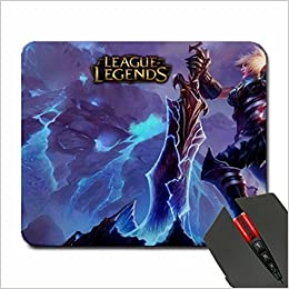 Championship Riven Custom Design Cool Gaming Mousepd Mouse Pad Mat