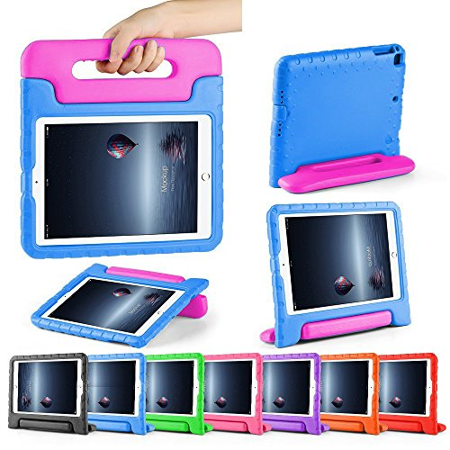 CAM-ULATA for iPad 9.7 inch Case for Kids New iPad 2018/2017